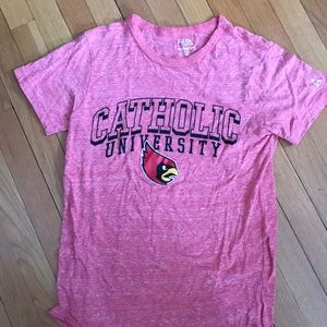 Catholic University tee!